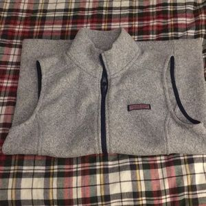 Vineyard Vines Fleece Vest XS